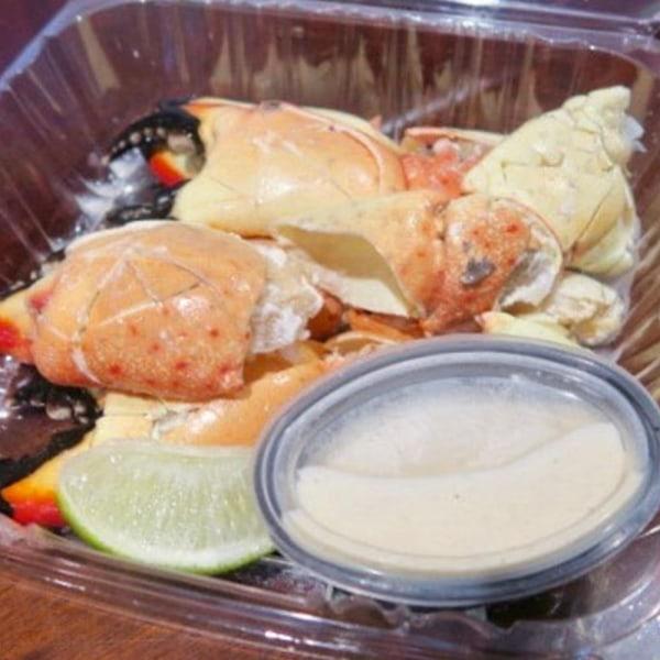 Image ofjoe's stone crab mustard sauce