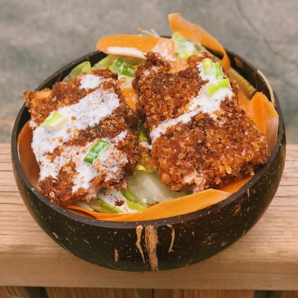 Image ofOrganic Vegan Tofu Bowl