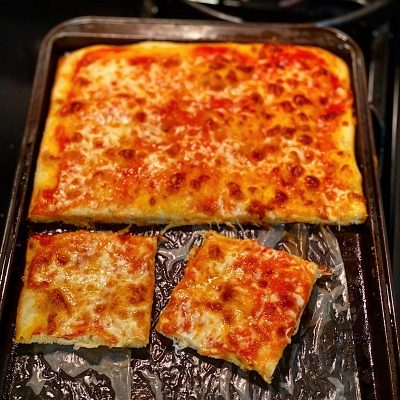 Image of Focaccia Pizza