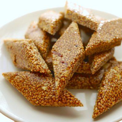 Image ofGiuggiulena - Sicilian Sesame Candy
