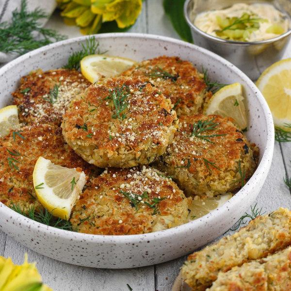 Image ofVegan Crab Cakes