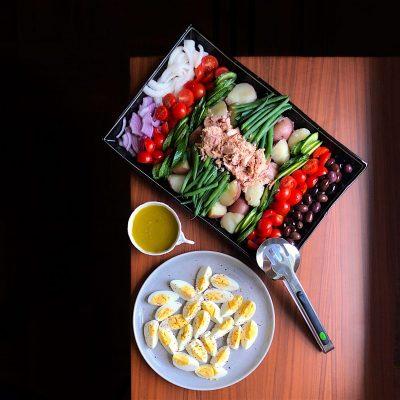 Image ofSimple Salade Niçoise