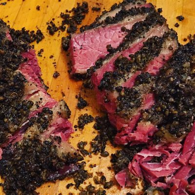 Image of No-Smoker Pastrami