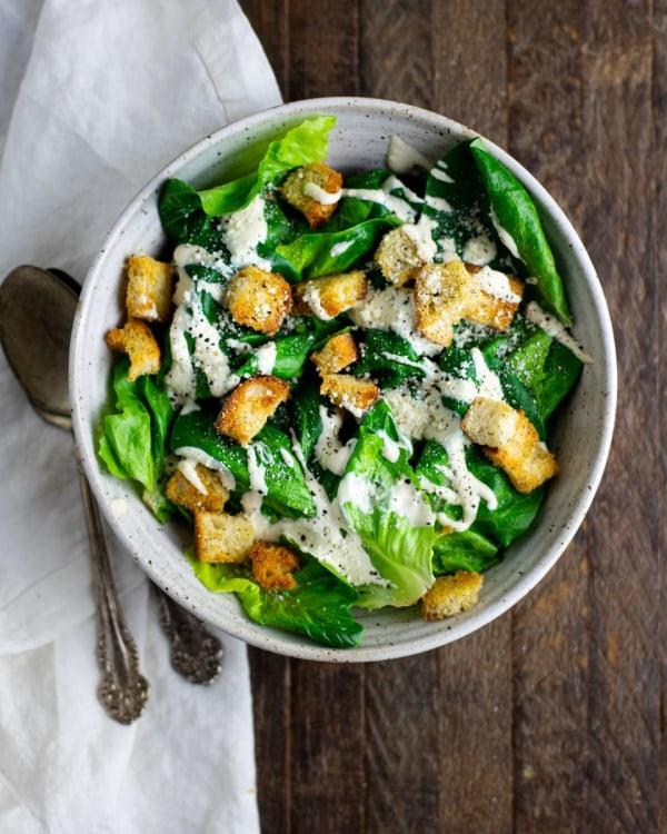 Image ofHomemade Caesar Salad