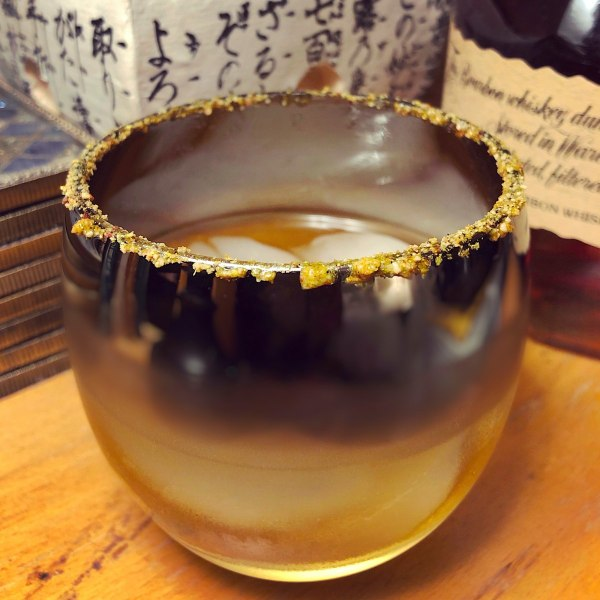 Image of Gold Fashioned