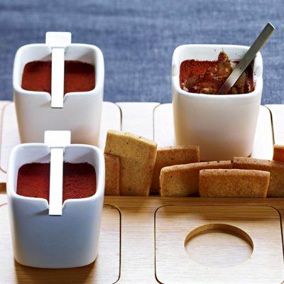 Image ofChocolate Avocado Pudding w/ Urfa Chile Flakes