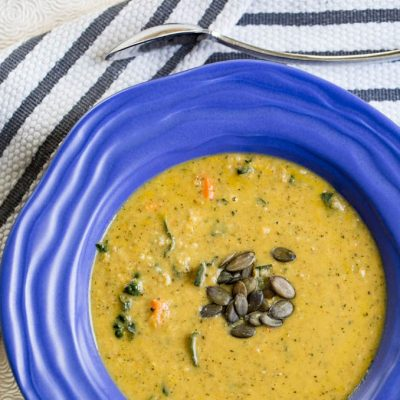 Image of Kale & Cannellini Soup