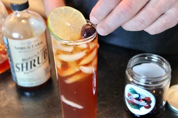 Image ofBlueberry Iced Tea