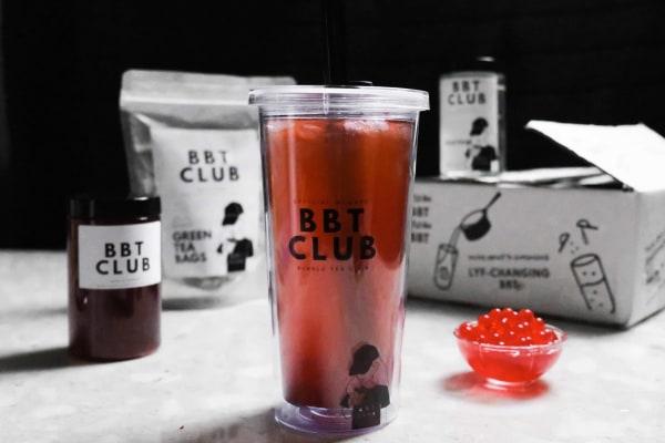 Image ofStrawberry Fruit Tea Recipe