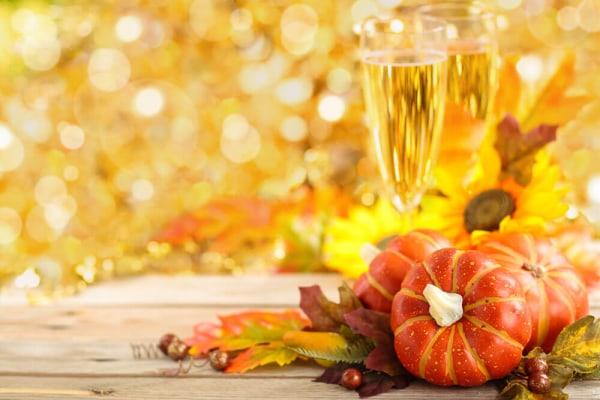 Image of pumpkin spice wine
