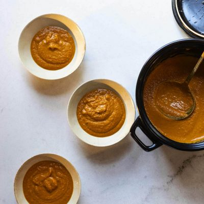 Image of Creamy Carrot Soup