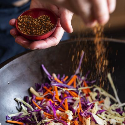 Image ofCabbage and Apple Slaw