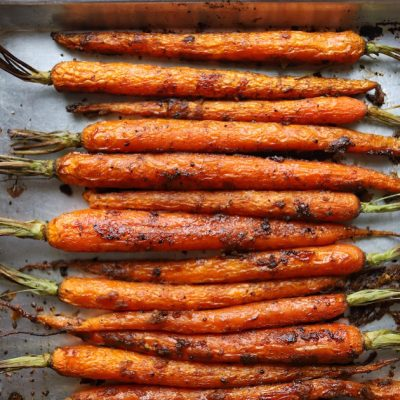Image of Oz Roasted Carrots