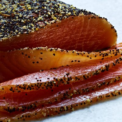 Image of Everything Cured Salmon