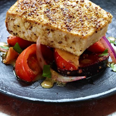 Image of Spice-Rubbed Swordfish