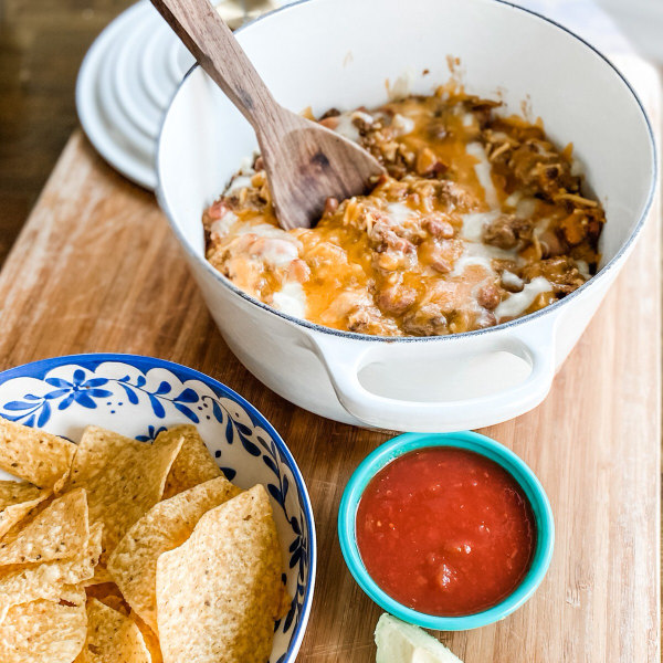 Image ofEasy Mexican Bake Dinner