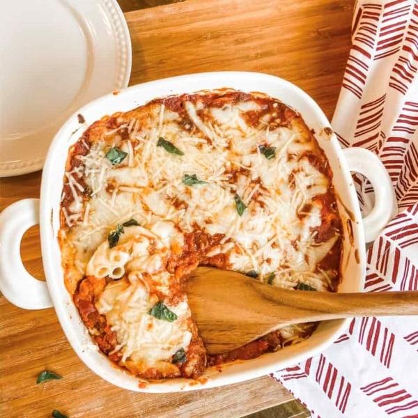 Image ofBest Baked Ziti Recipe