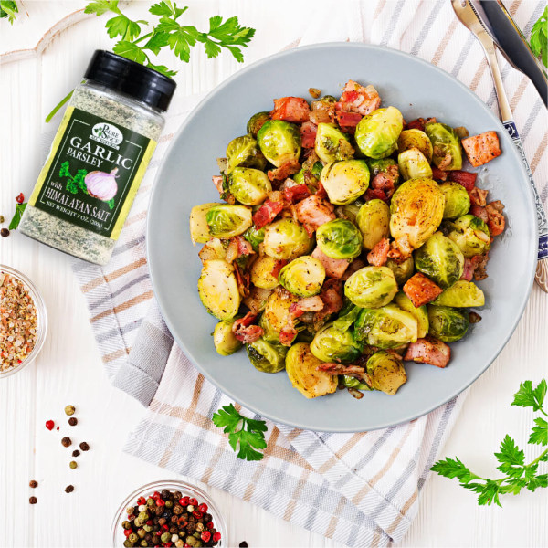 Image of Brussels Sprouts wtih Bacon