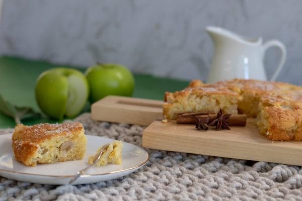 Image of Apple Tea Cake