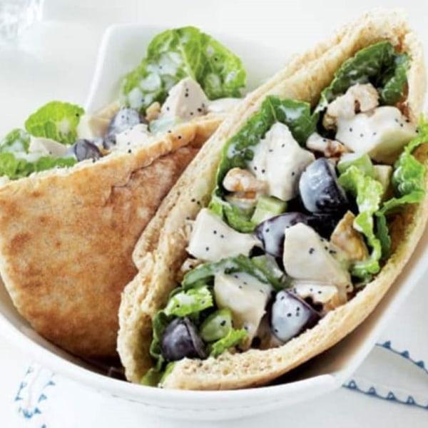 Image of Crunchy Chicken Salad Pita