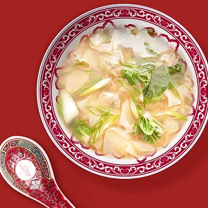 Image of Spicy Korean Ramen Soup