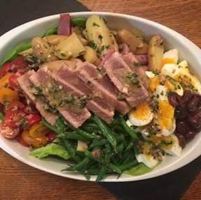 Image of Chef Thomas Kaylor's Salad Nicoise Recipe