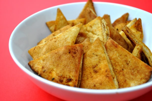 Image of BBQ Pitta Chips