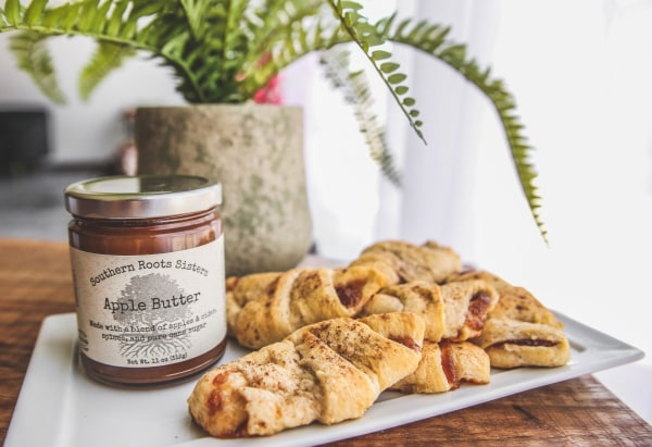 Image of Apple Butter Roll Ups