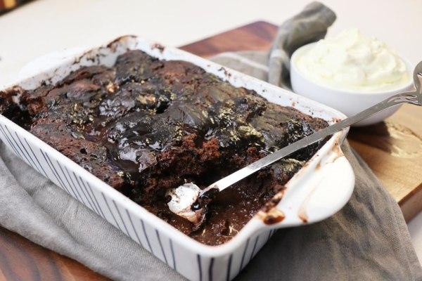 Image of Chocolate Self Saucing Pudding