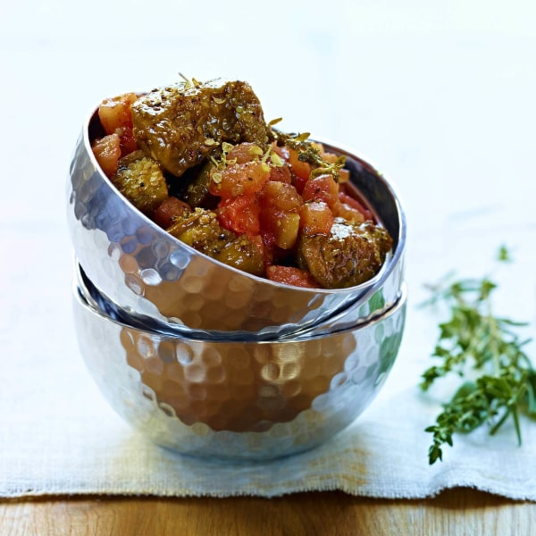 Image of Sweet and Spicy Eggplant Relish