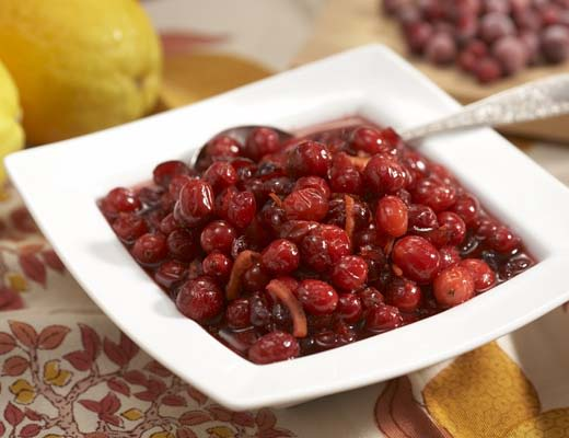 Image of Triple Cranberry Sauce