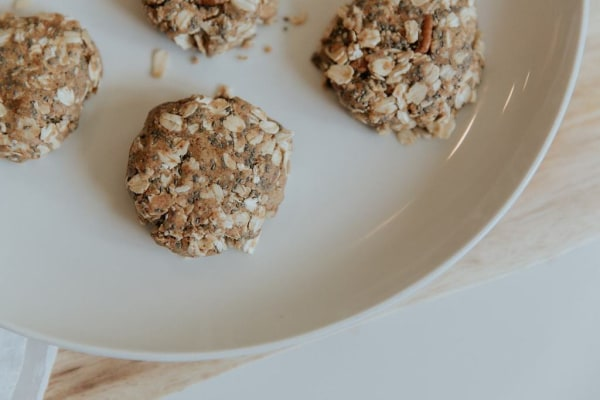 Image of Easy Chocolate Chip No-Bake Lactation Cookies