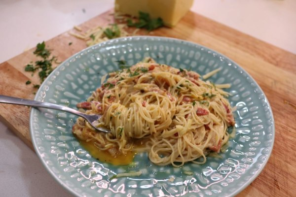 Image of Pasta Carbonara