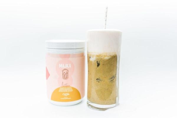 Image of 3-Ingredient Majka Iced Latte