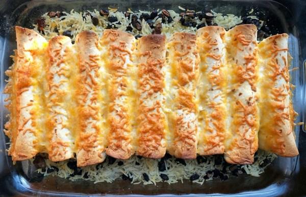 Image of Easier Enchiladas