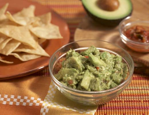 Image of 2 Step Guacamole with Melissa's Fire Roasted Salsa