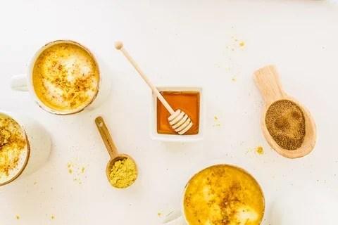 Image of 3 Ingredient Golden Vanilla Chai Lactation Latte Recipe