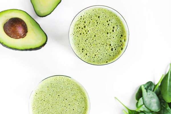 Image of Green Lactation Smoothie To Increase Milk Supply