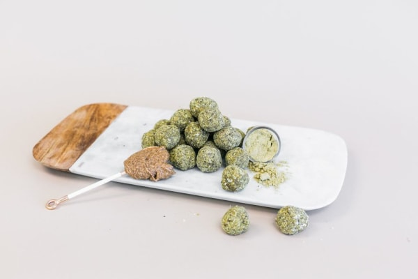 Image of DIY Majka Protein Energy Balls