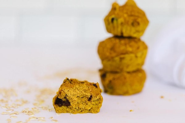 Image of Lactation Boosting Pumpkin Spice Muffins