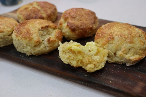 Image of Flaky American Biscuits