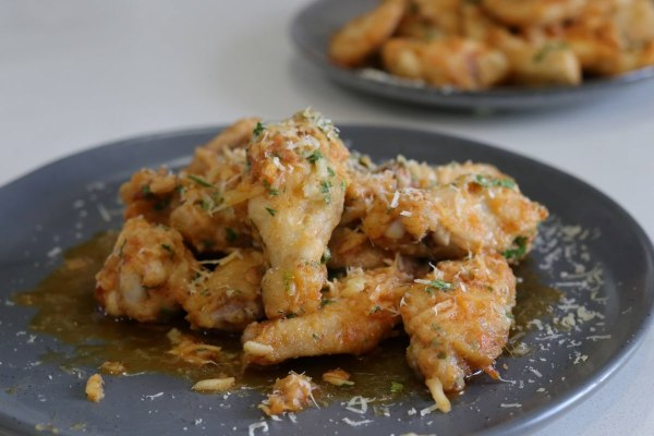 Image of Garlic Parmesan Wings