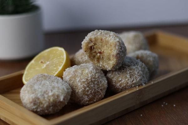 Image of Lemon Coconut Energy Balls