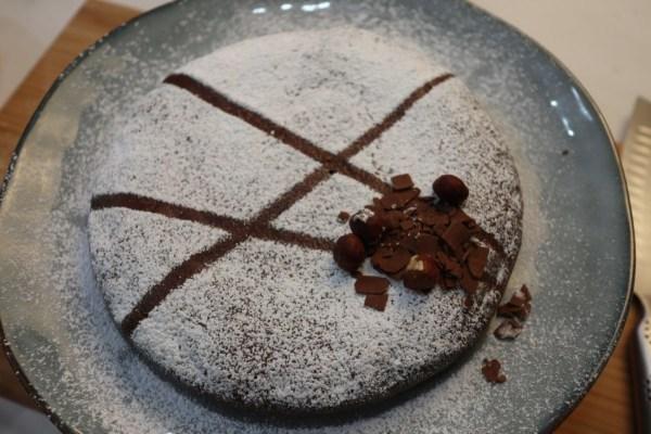 Image of Chocolate Flourless Cake