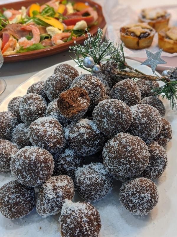 Image of Mumma Molly's Rum Balls