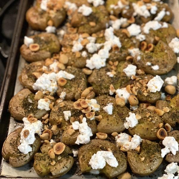 Image of Shabazi Smashed Potatoes