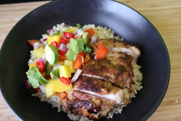 Image of Coriander and Lime Chicken