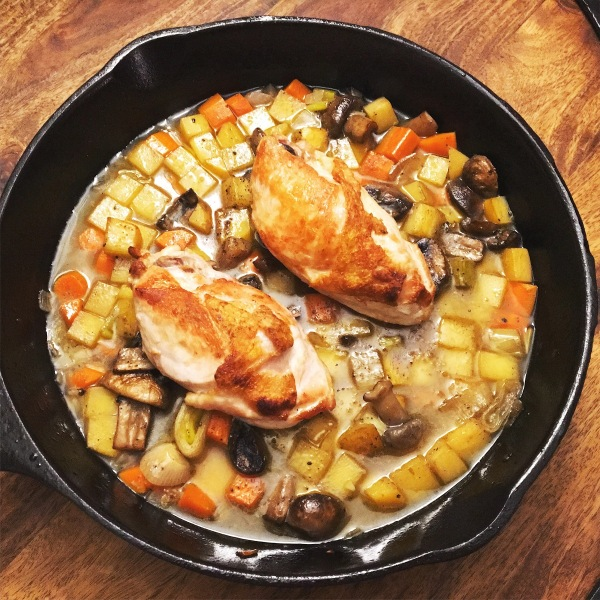 Image of One Pan Chicken