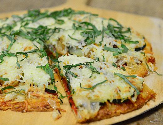 Image of Acorn Squash Pizza