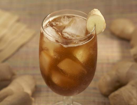 Image of Amber Ginger Ale